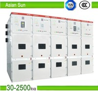 KYN28A-12(Z) 380V Indoor Electrical Switchgear Manufacturer
