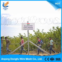 hot china products wholesalemovable chain link fence