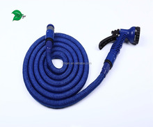 Factory Supply triple latex core 50 Ft Super Strong Expanding Garden Hose/Snake hose pipe