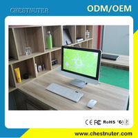 "support OEM 23.6"" Intel core quad core i5-3210 2.5Ghz 1080P all-in-one PC 4GB 500G1TB desktop laptop computer H61"