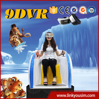 2016 newest,the most hottest glasses vr/9d vr headset/truck mobile 9d cinema /9d mini cinema