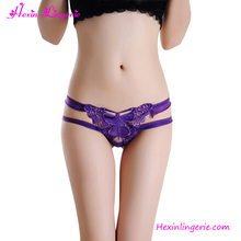 Ebay Latest Purple Sexy Women Tight Tummy <strong>Underwear</strong>