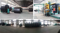 High quality coal mine rubber conveyor belt