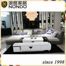 Elegant fashion household parlor sofa fabric sofa BX111
