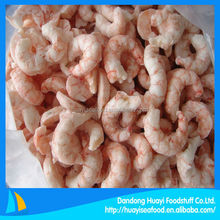 Frozen Red Shrimp Size