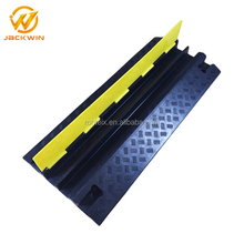 1000*260*70mm One Channel Rubber Warehouse Cable Trench Cover