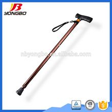 Yongbo walking stick with light and alarm