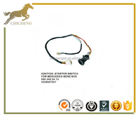 Alibaba high quality auto ignition starter switch for Mercedes Bus 0005455413 5550407051