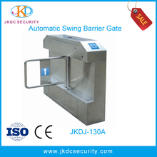 Automatic Swing Barrier for pedestrian access control with SUS304 stainless steel rainproof case