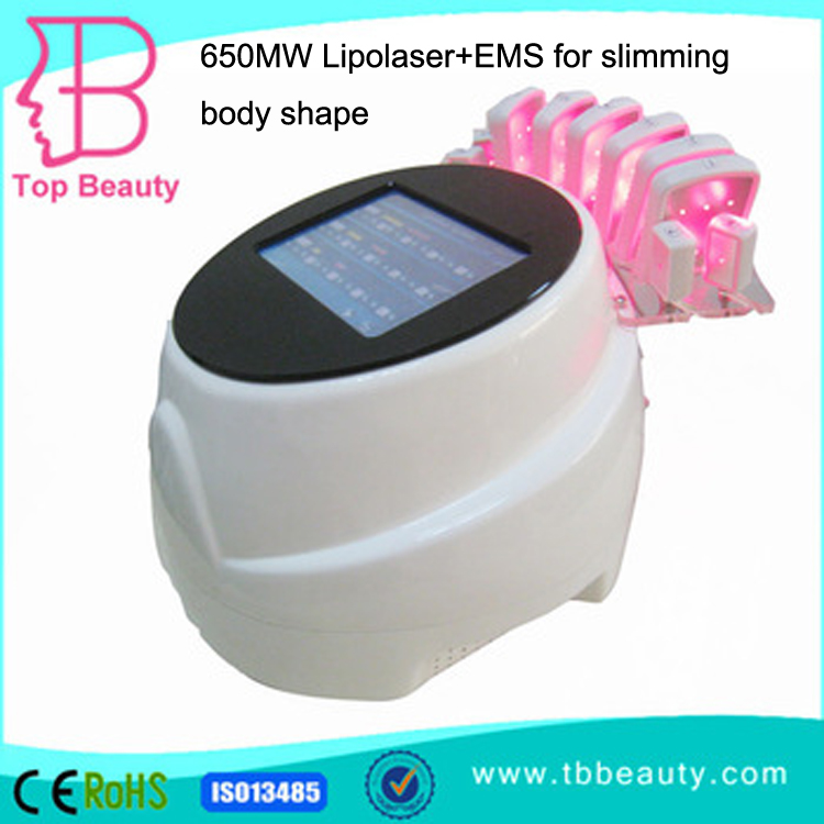 2016 new arrival lipo laser treatment machine for best weight loss programs