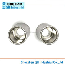 Shenzhen QH Industrial China Supplier Custom Made CNC Turning Aluminum Motorcycle Parts