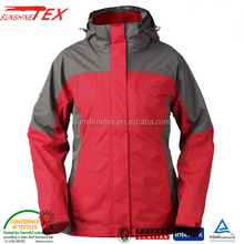 breathable men's outdoor jacket