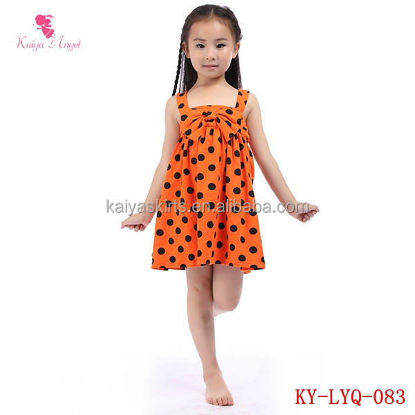 2017 Fashion new design baby cotton frocks designs 100 % cotton dresses