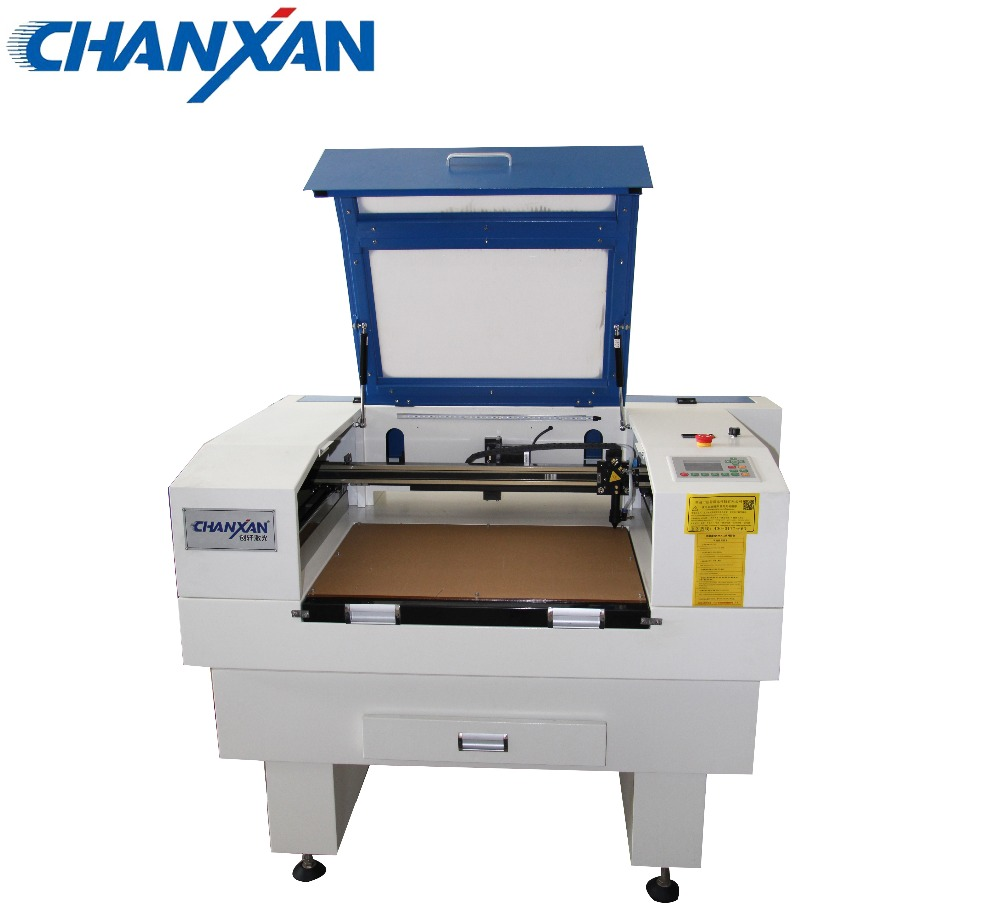 CHANXAN high precision mini laser cutting leather wood engraving machine for crafts