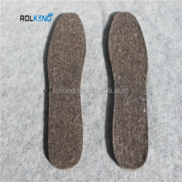 shoe insole material