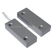 Normally closed 12v 24v magnetic door contact switch used for alarm system