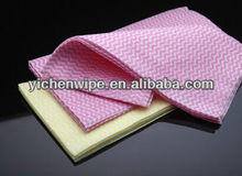 Absorbent Spunlace Nonwoven Cleaning Cloth