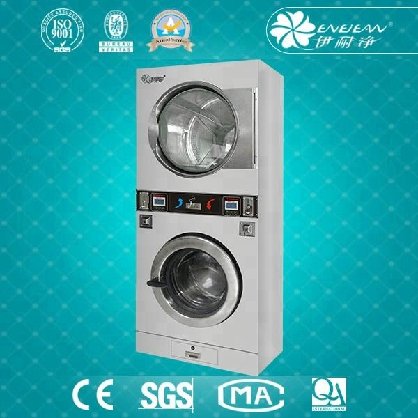Low appliances laundromat electric coin controlled washer dryer for wholesale