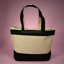 Travel cotton tote bag for ladies