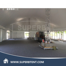 12x24m 2016 used marquee tent for car wash