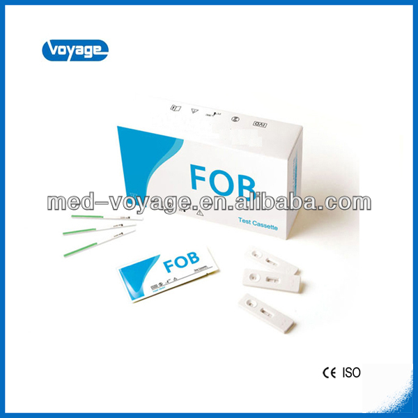 fecal occult blood FOB Cancer Rapid Test