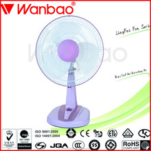 "2016 Hot sale 16"" inch Desk fan Table fan with CB CE certificate"