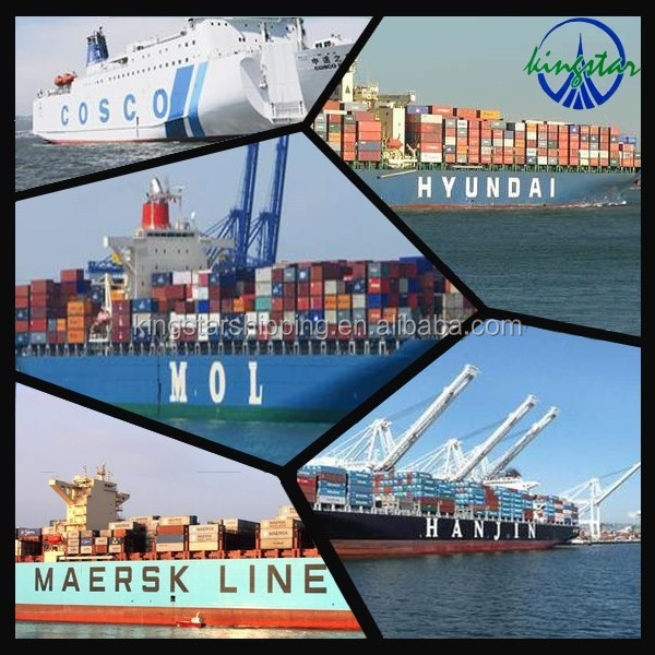 best professional sea freight transport forwarding agents to Dubai