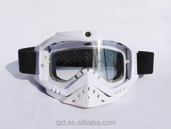 HD 1080P Camera Skiing goggles THB025 mini dvr video camera with clear lens glasses
