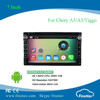 "7"" Android 4.4 1024x600 Car DVD player for Chery A3/A5/Tiggo with Radio GPS touch screen, support DVR Rear view camera"