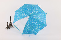 Honsen cheap match color children umbrella design dog cartoon umbrella