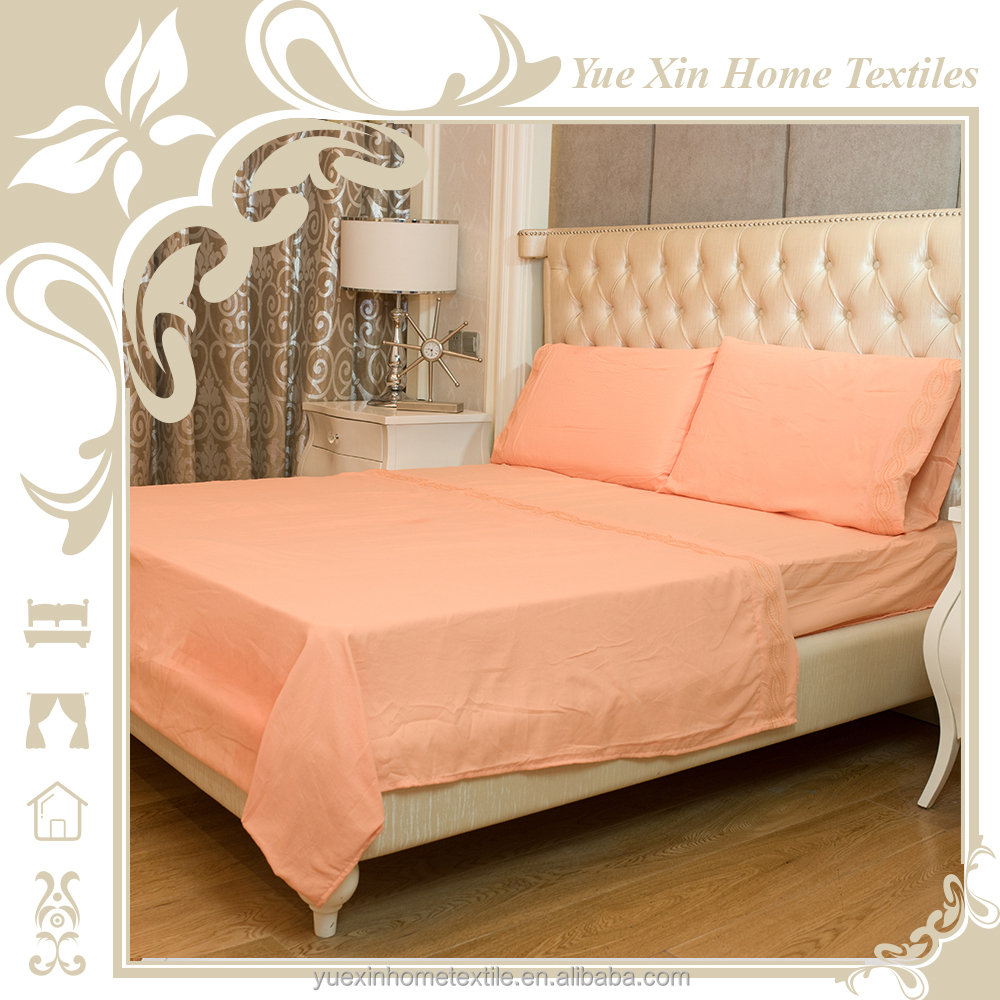 100% polyester embroider four seasons hotel bedding sets