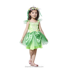 wholesale kids beautiful model dress halloween costume performance girl dress