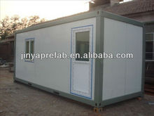 Popular Used Standard Modular Prefabricated prefab cabin container house