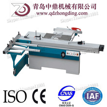 woodworking cutting machine precision sliding table panel saw
