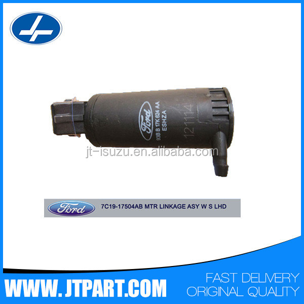 7C19-17504AB for transit V348 genuine part Front auto wiper motor