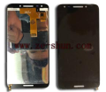 cell phone lcd screen for Alcatel A30 Plus 5049 complete Black