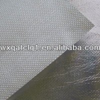 Aluminum Foil Glass Fabric Fireproof And