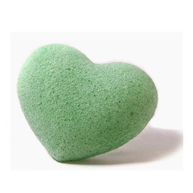 Natural sea konjac sponge wholesale women clean face konjac sponge