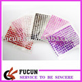 3D rhinestone sticker for car/face/scrapbook decoration