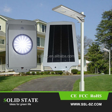 2015 Integrated motion sensor solar street light 15w 12v dc led solar street light all in one,solar led street light