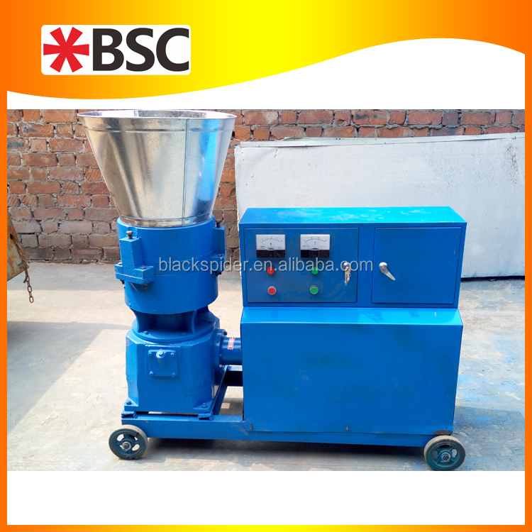 High Output cattle feed pellet plant