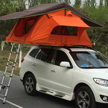 2017 New design Motorcycle 4x4 Camper Trailer Roof Top Tent