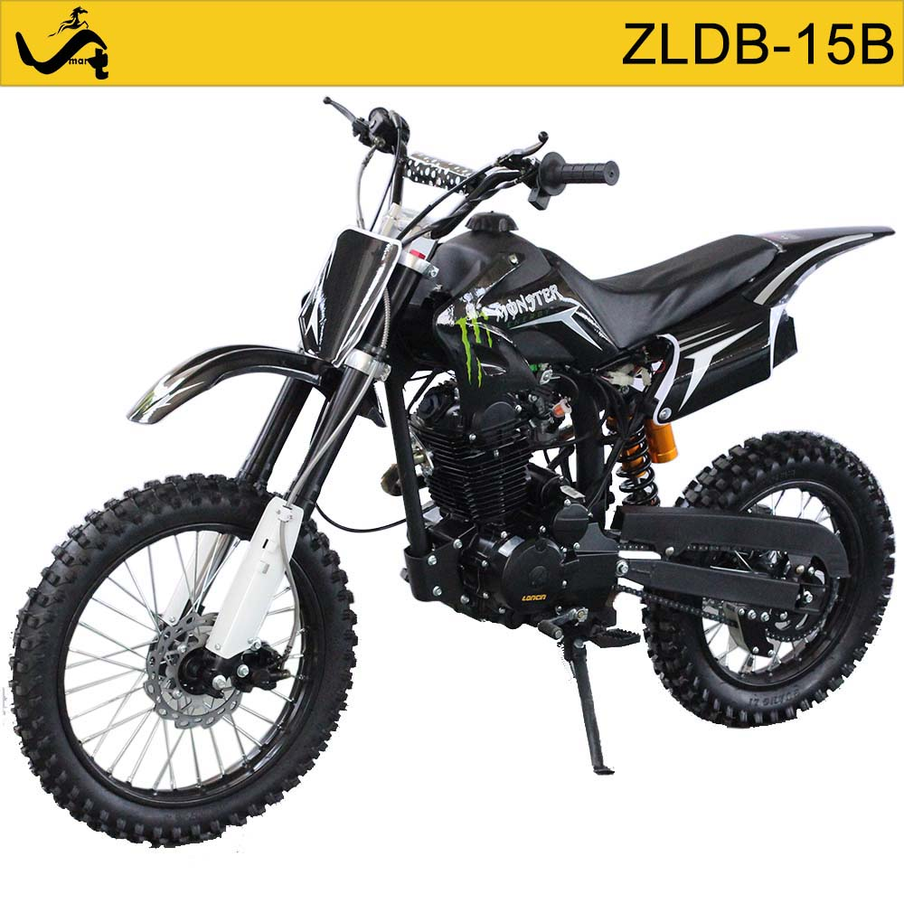 Dirt Bike Type and 4-Stroke Engine Type 150cc Automatic Motorcycle For Adults