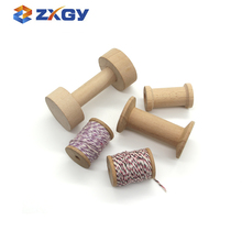 2018 Modern Design Natural Wooden Thread Spool For Sale