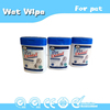 Pet wipes,pet wet wipes ,pet cleaning products