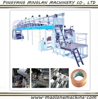 Professional extrusion lamination coating machine with CE certificate