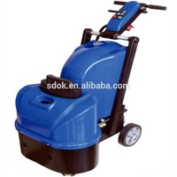 Factory direct sale,marble floor grinding burnishing machine,dust free epoxy resin floor screeding machine