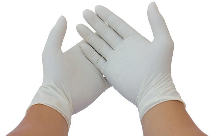 disposable latex glove machines to make latex gloves price