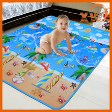 Toy children sports non-toxic educational baby soft outdoor play mats