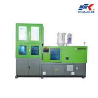 Injection Stretch Blow Molding Machine SKPET90